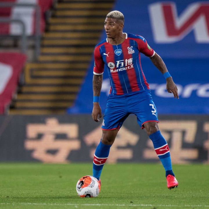 Van Aanholt has been sidelined since July and has entered the final year of his contract