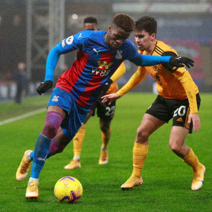 Clubs in Italy & France are keeping an eye on Zaha but he would prefer to stay in London
