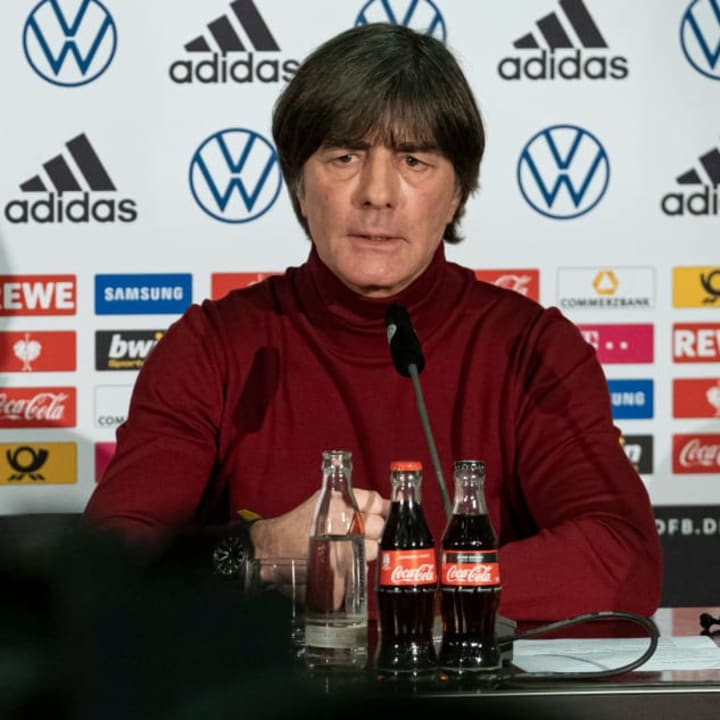 Joachim Low will leave role as Germany manager after Euro 2020