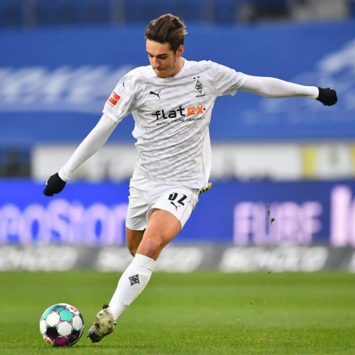 Neuhaus is pulling strings from midfield for Borussia Monchengladbach
