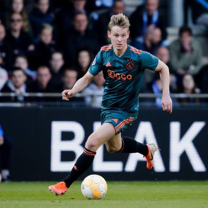De Graafschap v Ajax - Dutch Eredivisie