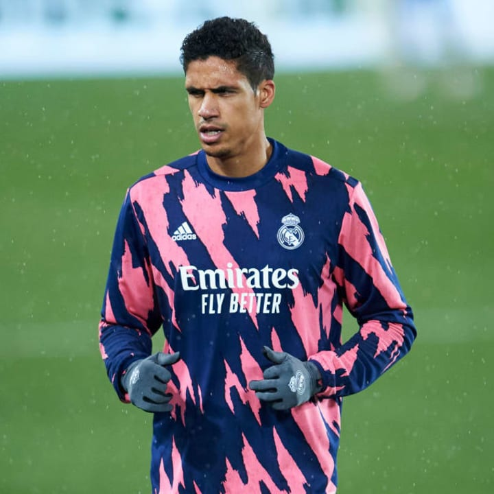 Man Utd have been linked with Varane for 10 years