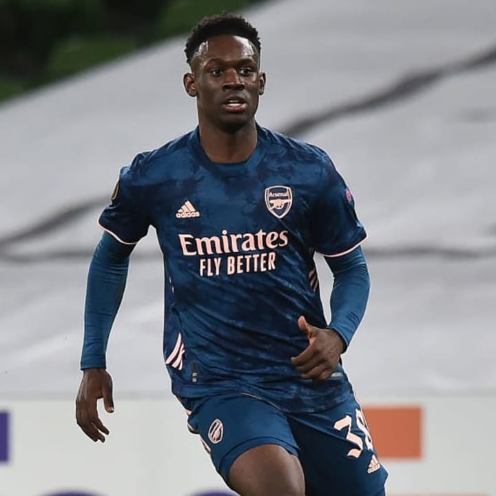 Arsenal are fighting to keep Folarin Balogun