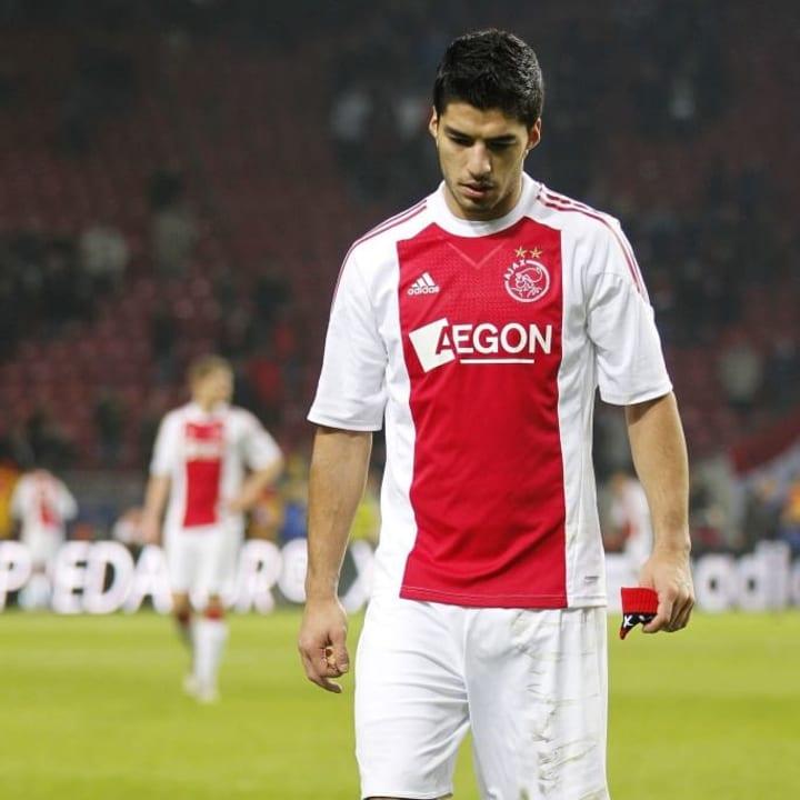 Dutch Eredivisie - Bite incident Luis Suarez
