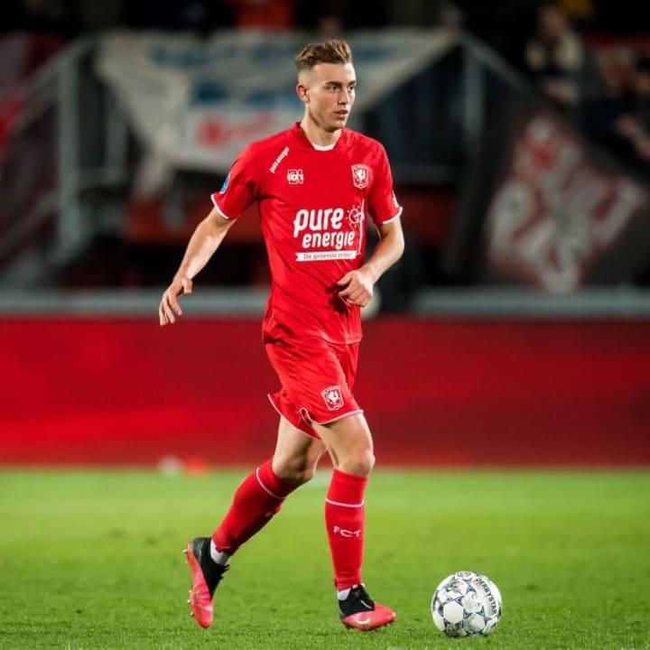 """Dutch Eredivisie""""FC Twente Enschede v sc Heerenveen"""""""