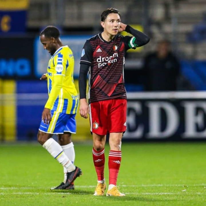 """Dutch Eredivisie""""RKC Waalwijk v Feyenoord Rotterdam"""""""