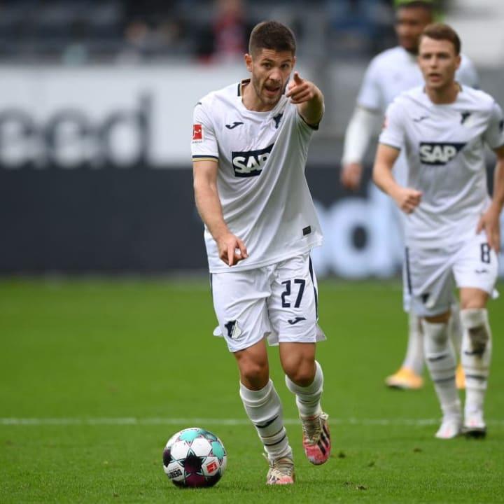Kramaric has been electric in the Bundesliga