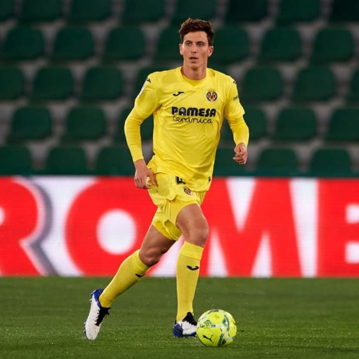 90min reported on Man Utd's interest in Pau Torres