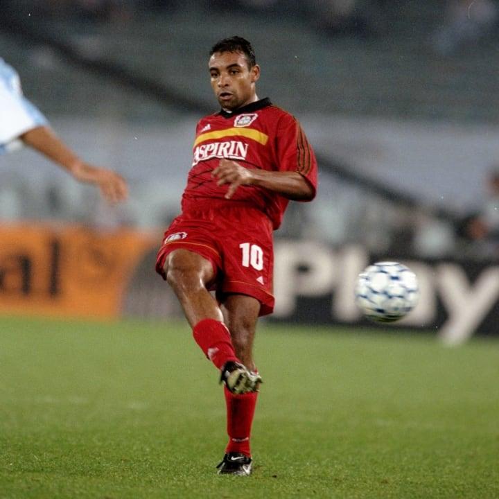 Emerson of Bayer Leverkusen