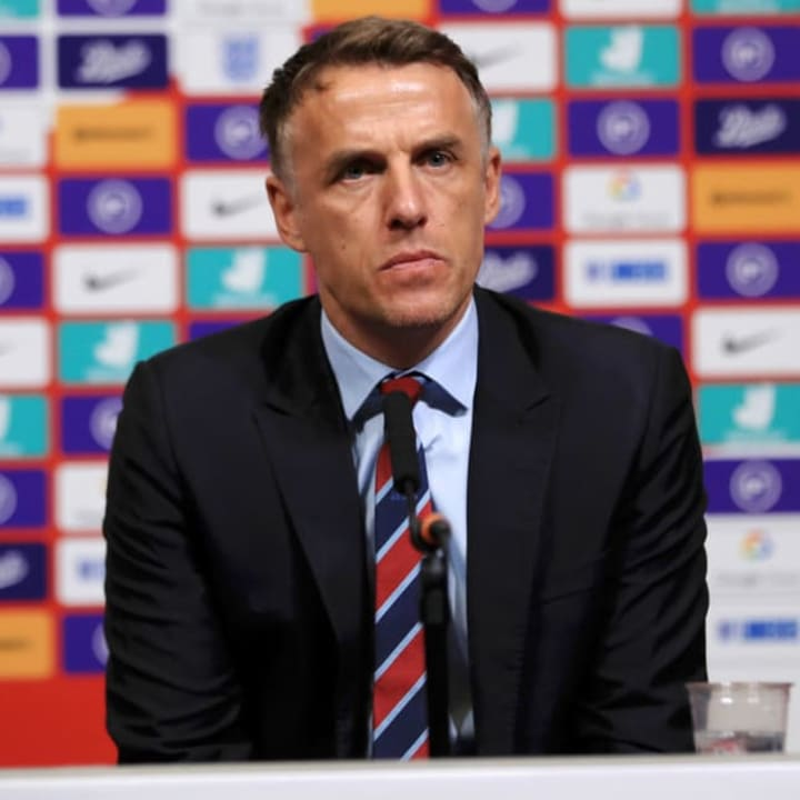 Phil Neville will still name an England squad for a training camp