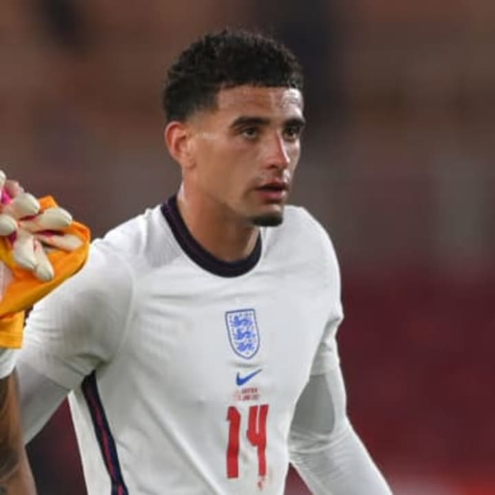 Everton's Ben Godfrey is an option for Southgate