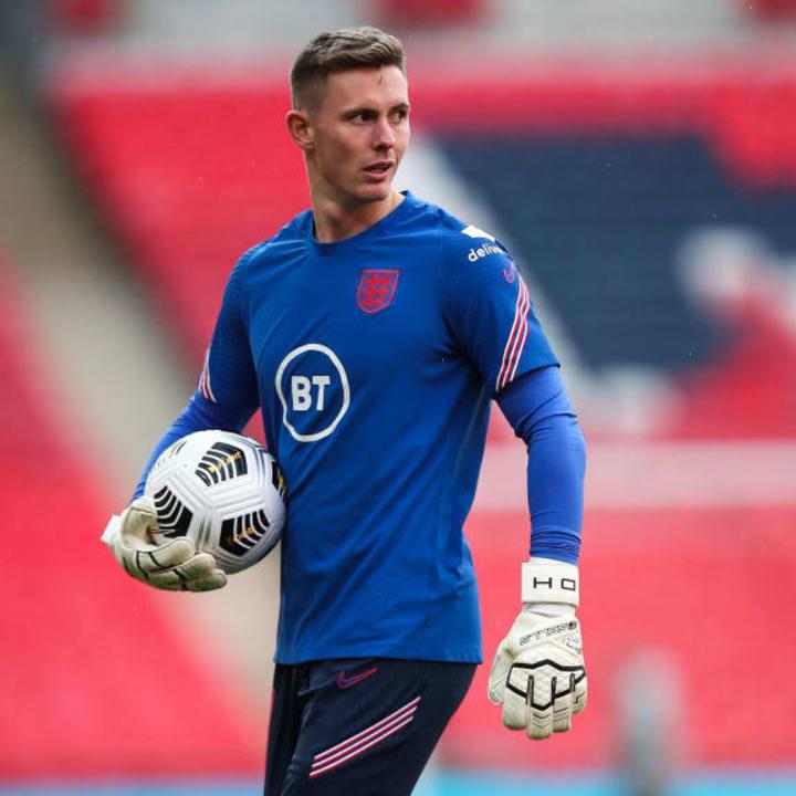 Dean Henderson has been on the England scene since 2019