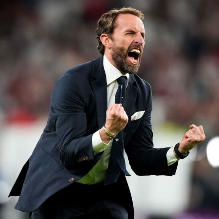 Gareth Southgate has transformed the fortunes of the England side