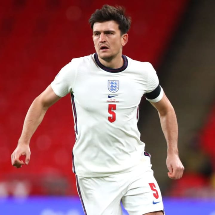Injury makes Harry Maguire a doubt for Euro 2020