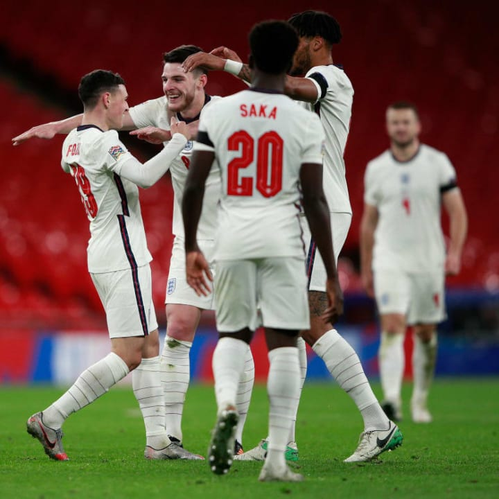 England have an exciting young side