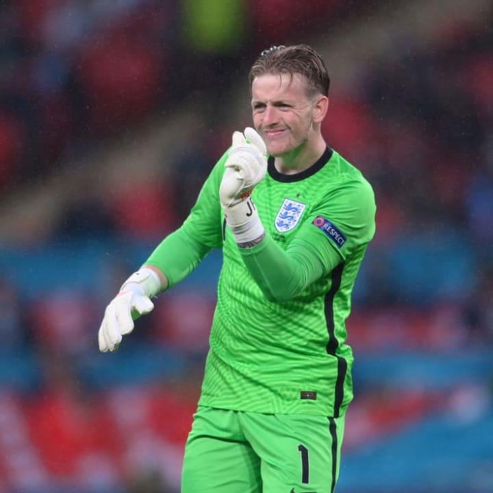 Jordan Pickford muss gegen Deutschland in Bestform sein