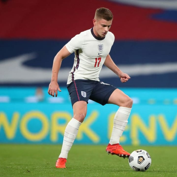 Harvey Barnes is still on the sidelines for Leicester