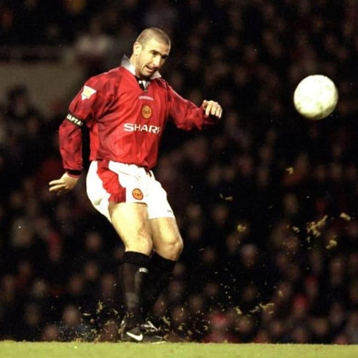 Eric Cantona - Manchester United captain