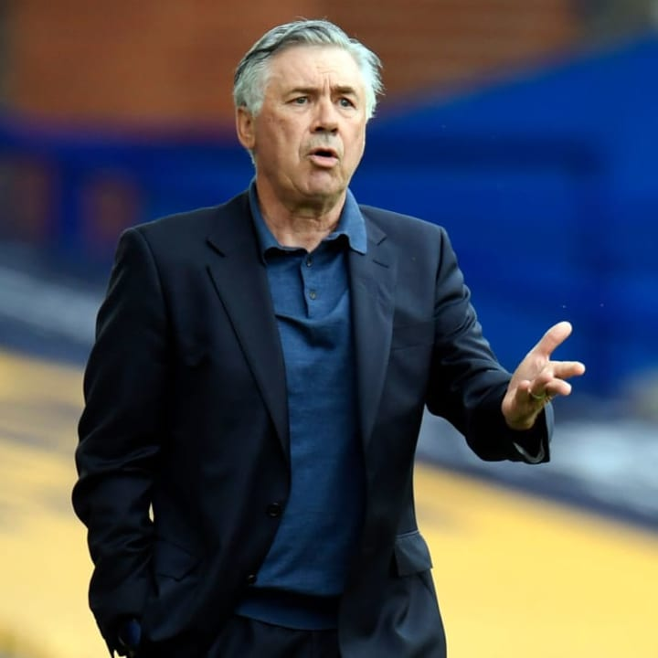 Carlo Ancelotti has been given more input on Everton transfers