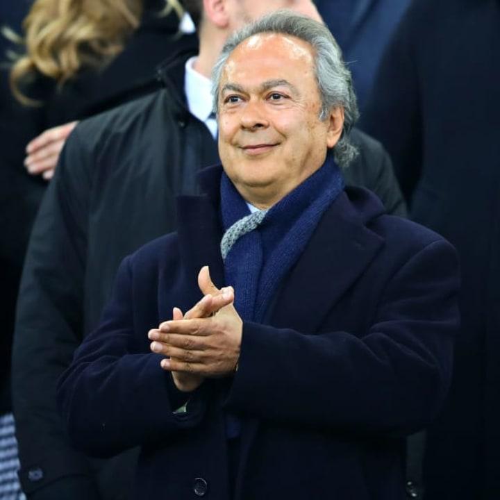Farhad Moshiri will give Ancelotti more say on transfers