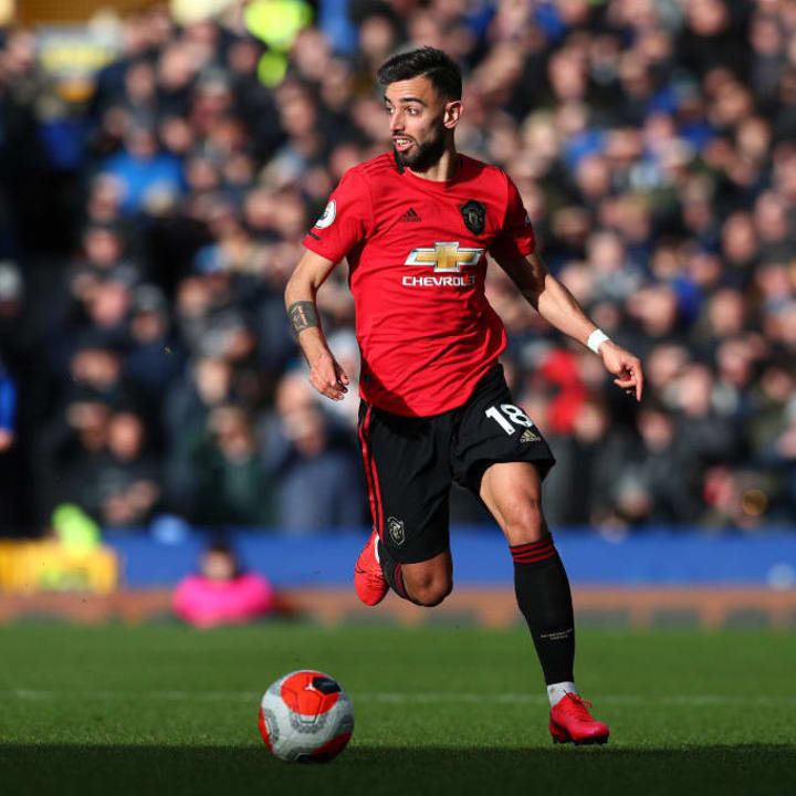 Fernandes has already made a big impact at United