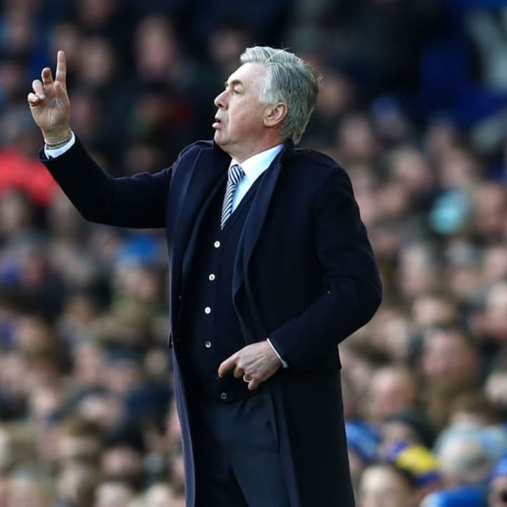 Carlo Ancelotti is looking to sign a new midfielder this summer