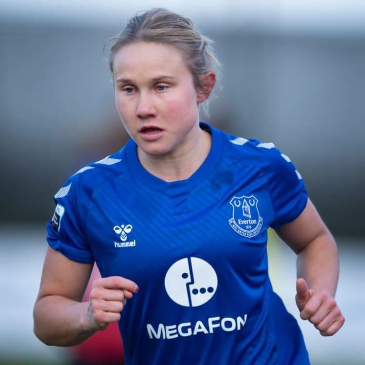 Izzy Christiansen has helped Everton thrive in 2020/21