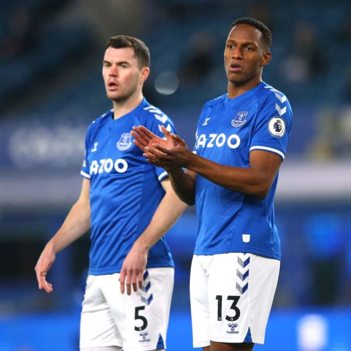 Everton's defence needs to tighten up if they're to challenge for a place in Europe