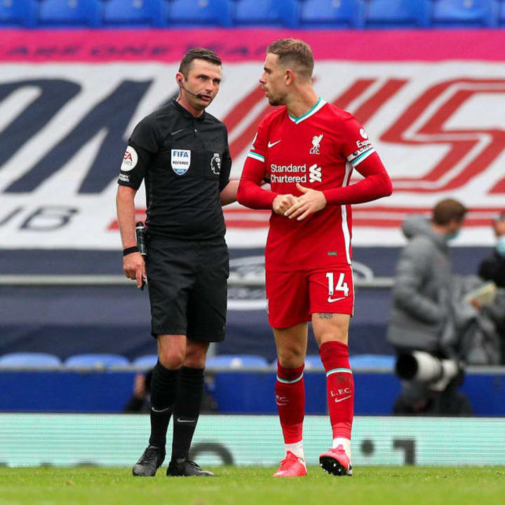 Henderson saw a late winner chalked off for offside