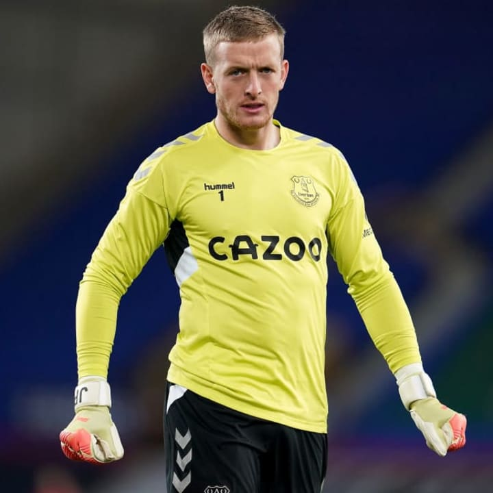 Inconsistency is Pickford's biggest problem
