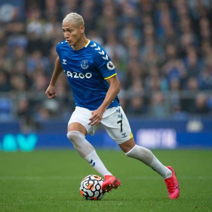 Richarlison PSG Mercado Janela Mbappé Atacante Everton Europa