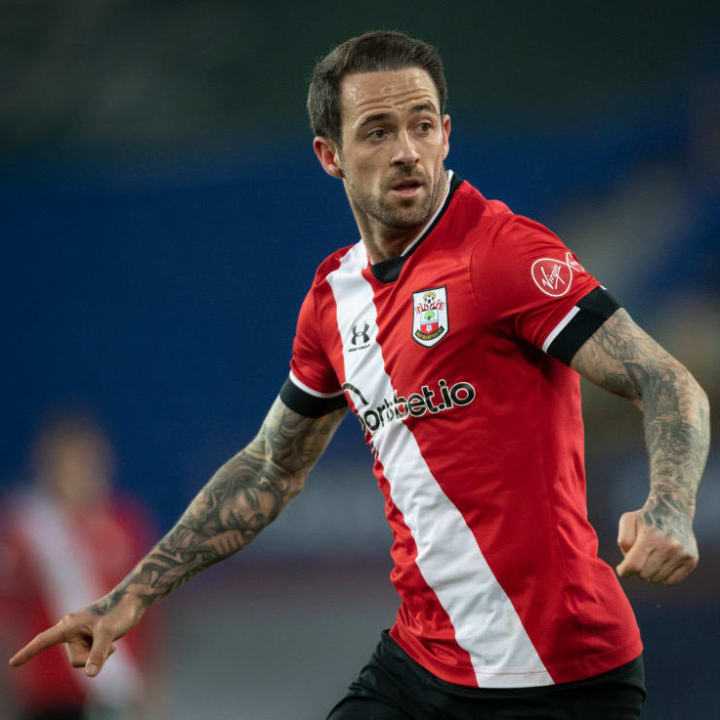 Danny Ings - Soccer Player