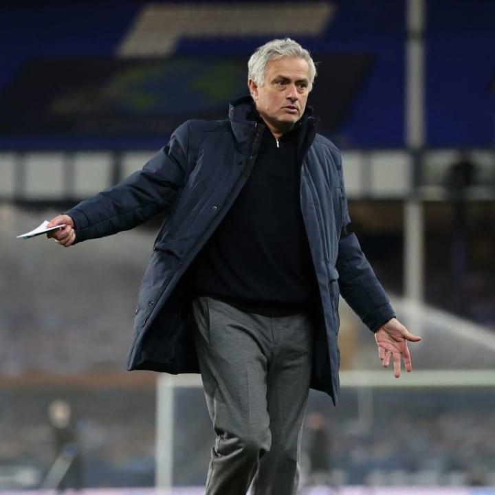 Jose Mourinho left Spurs in April