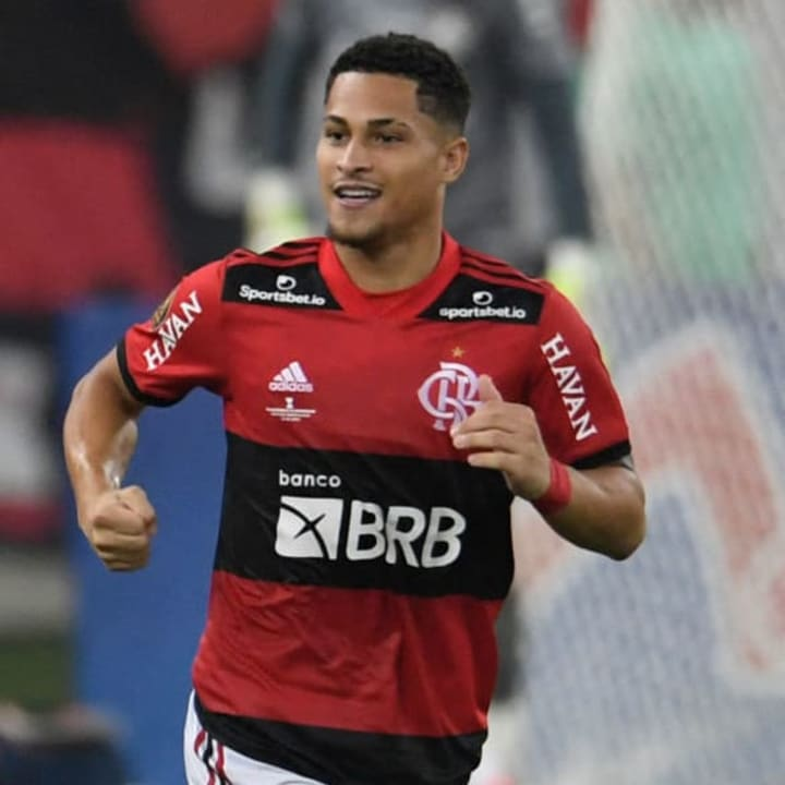 João Gomes Volante Flamengo Seleção Rodada Campeonato Brasileiro