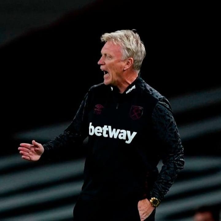 Moyes has managed West Ham twice