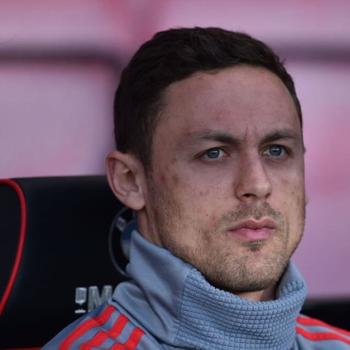 Matic had looked set to leave the club after spending months as an unused substitute