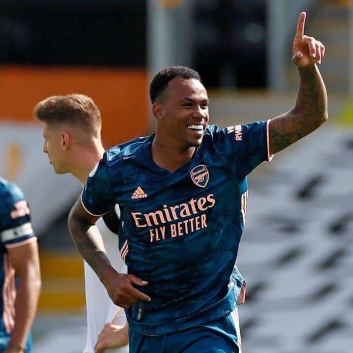 Gabriel has impressed in England