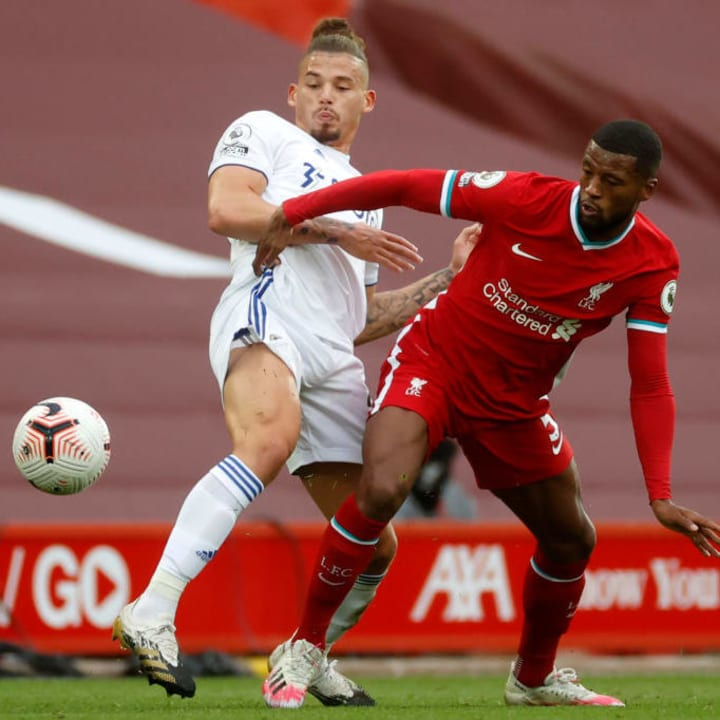 Phillips impressed against Liverpool on the opening day
