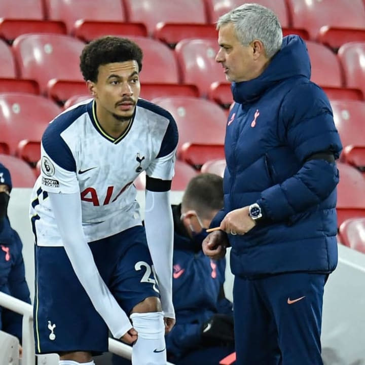 Mourinho was delighted with Dele's impact