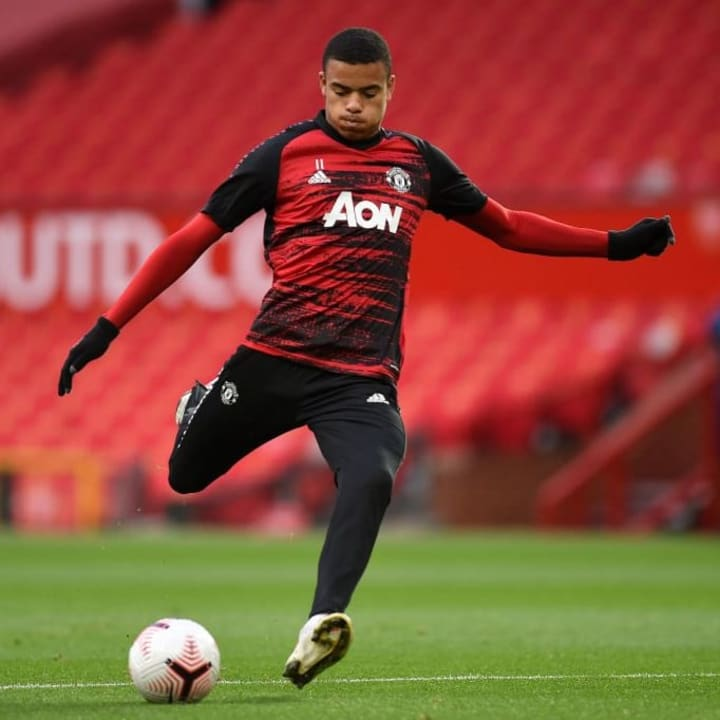 Mason Greenwood can still play in Champions League games