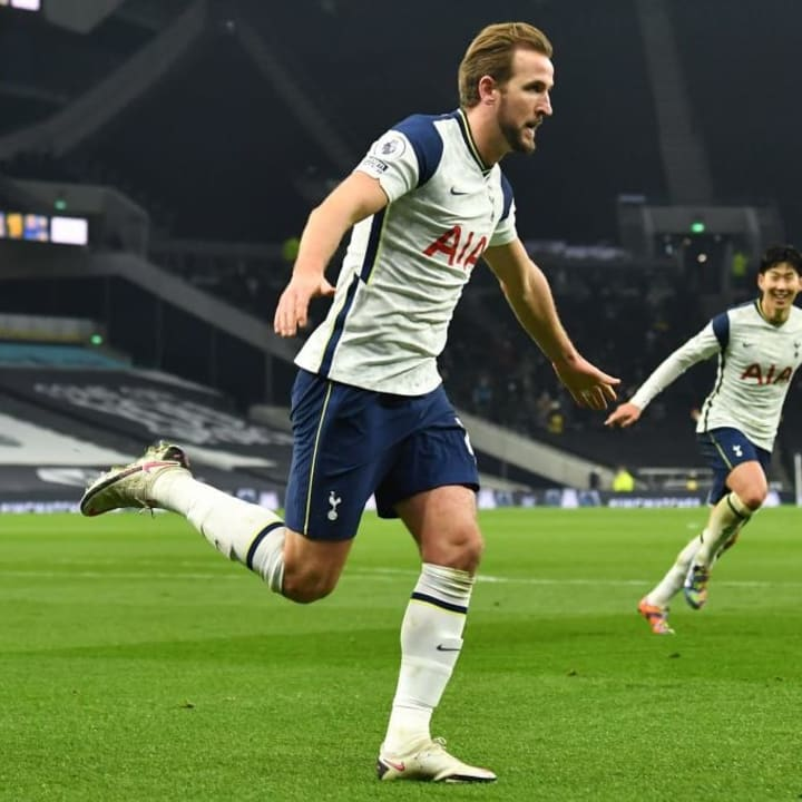 City have been linked with a £90m move for Kane