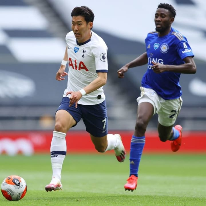 Son is keen for Spurs to get a deal over the line