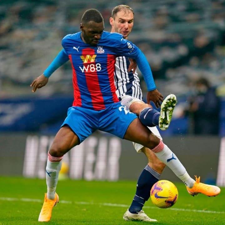 Benteke was back among the goals