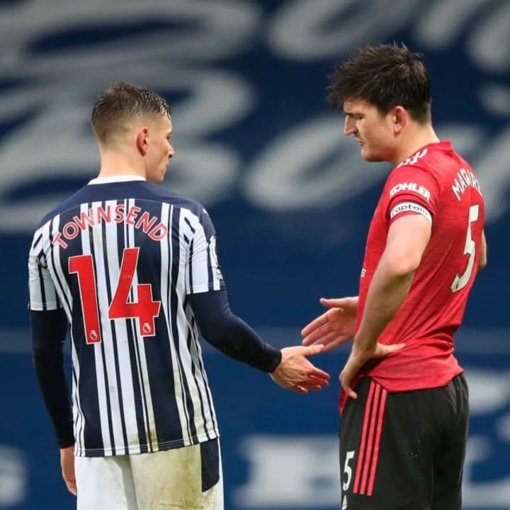 Man Utd dropped more points against West Brom