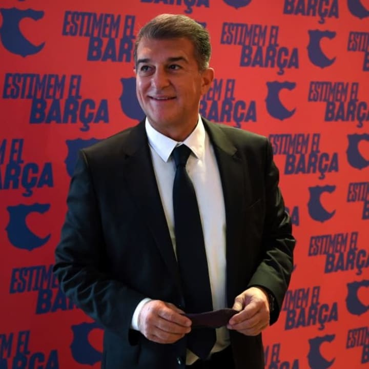 Laporta snubbed the chance to sign Garcia