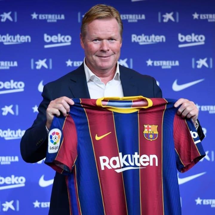 Koeman believes Coutinho has a future at Camp Nou