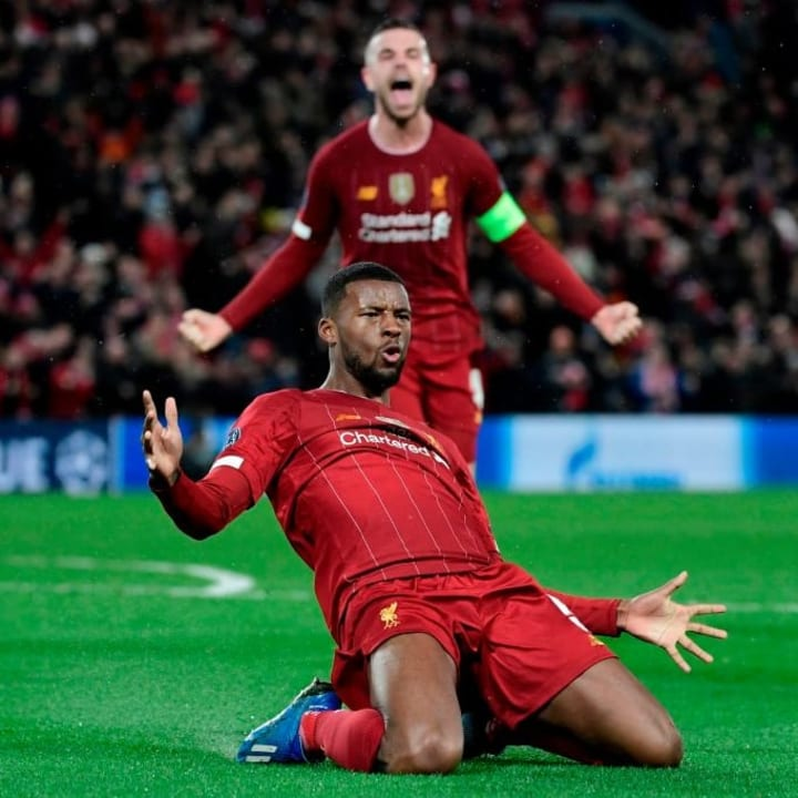 Wijnaldum's current deal runs until 2021