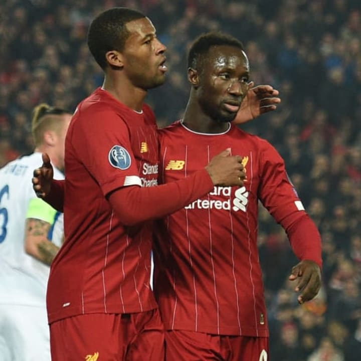 Liverpool have lots of midfield options already