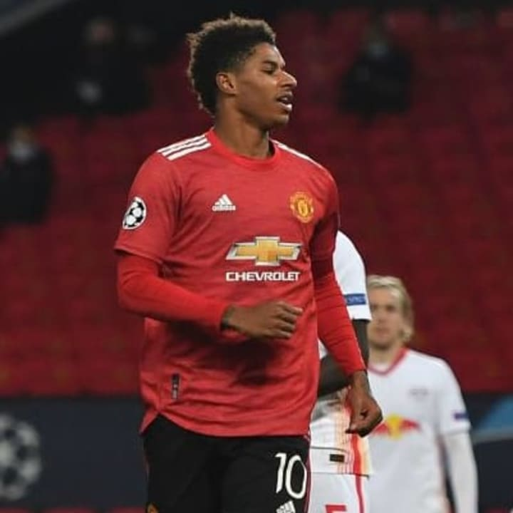 Marcus Rashford is making waves on and off the pitch