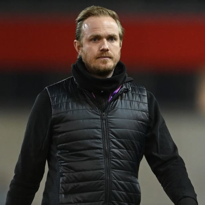 Eidevall has worked in men's & women's football in Sweden